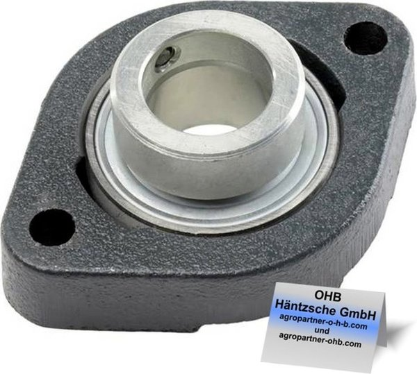 OWFK 40 - Flanschlager [flanged bearing]